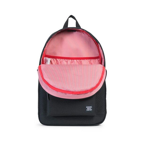 【EST】HERSCHEL SETTLEMENT 15吋電腦包 後背包 網布 黑 [HS-0005-B68] G0801 1