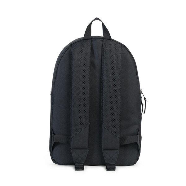 【EST】HERSCHEL SETTLEMENT 15吋電腦包 後背包 網布 黑 [HS-0005-B68] G0801 3