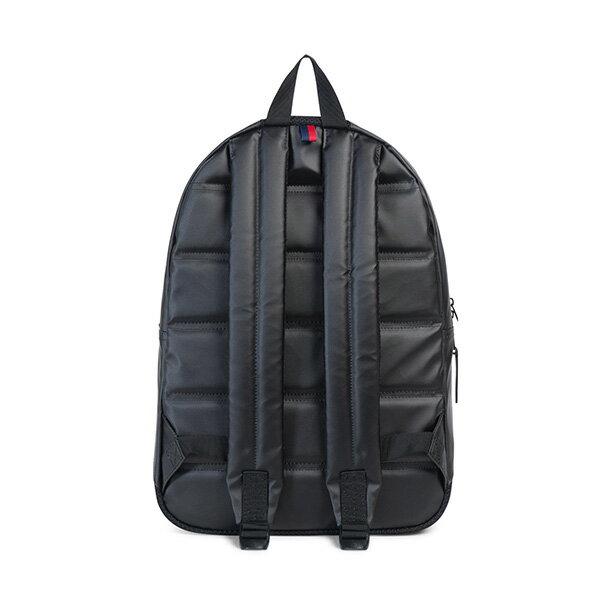 【EST】HERSCHEL SETTLEMENT 15吋電腦包 後背包 防水 尼龍 網布 黑 [HS-0005-B92] G0801 3