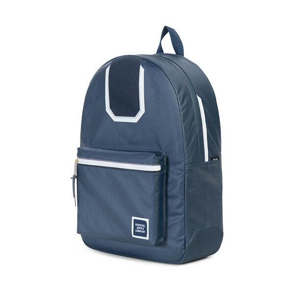 【EST】HERSCHEL SETTLEMENT 15吋電腦包 後背包 防水 尼龍 網布 藍 [HS-0005-B93] G0801 2
