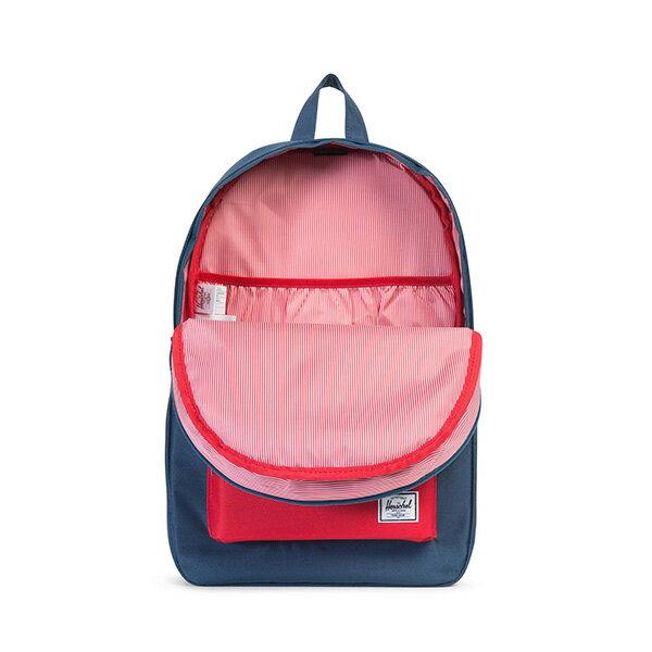 【EST】HERSCHEL SETTLEMENT 15吋電腦包 後背包 藍紅 [HS-0005-C20] G0801 1