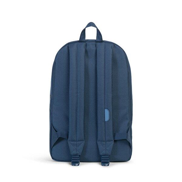 【EST】HERSCHEL HERITAGE 豬鼻 15吋電腦包 後背包 拼色 藍 [HS-0007-A58] G0414 3