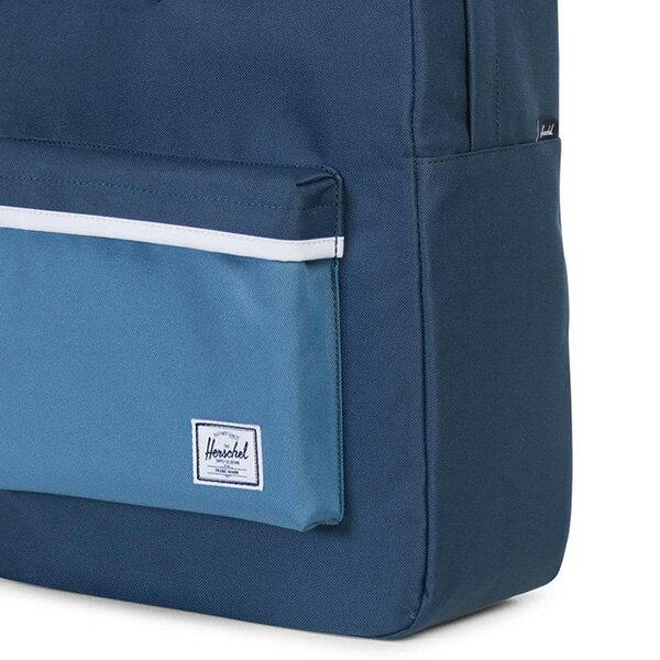 【EST】HERSCHEL HERITAGE 豬鼻 15吋電腦包 後背包 拼色 藍 [HS-0007-A58] G0414 4