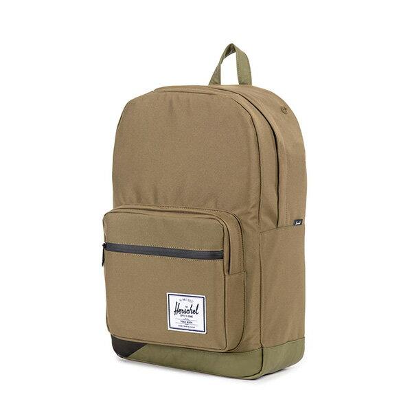 【EST】HERSCHEL POP QUIZ 15吋電腦包 後背包 拼色 軍綠 [HS-0011-765] G0706 2