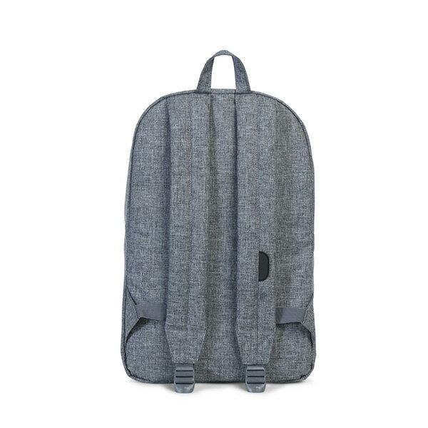【EST】HERSCHEL POP QUIZ 15吋電腦包 後背包 十字織 灰 [HS-0011-919] G0414 3