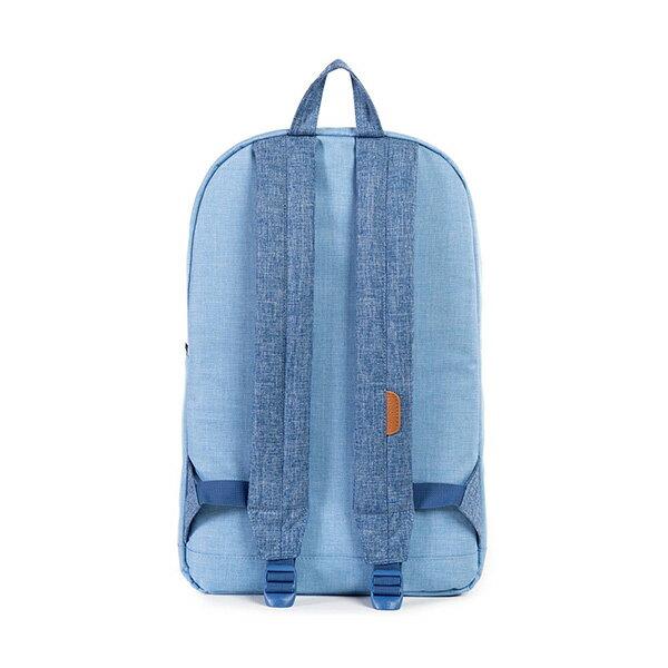 【EST】HERSCHEL POP QUIZ 15吋電腦包 後背包 丹寧 藍 [HS-0011-927] G0122 3