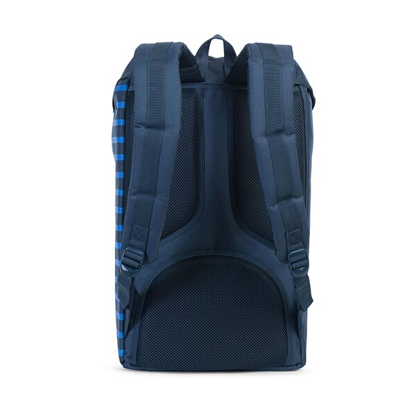 【EST】Herschel Little America 15吋電腦包 後背包 Offset系列 條紋 藍 [HS-0014-A42] G0414 3