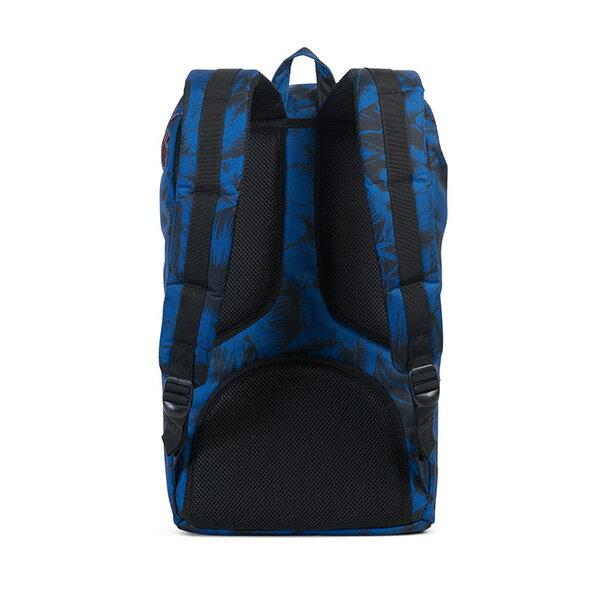 【EST】HERSCHEL LITTLE AMERICA 15吋電腦包 後背包 叢林 花卉 藍 [HS-0014-A56] G0414 3