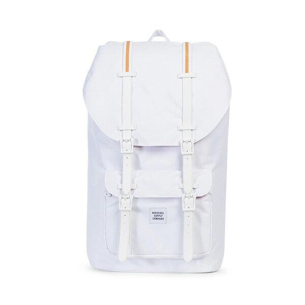 【EST】HERSCHEL LITTLE AMERICA 15吋電腦包 後背包 STUDIO系列 白 [HS-0014-A95] G0414 0