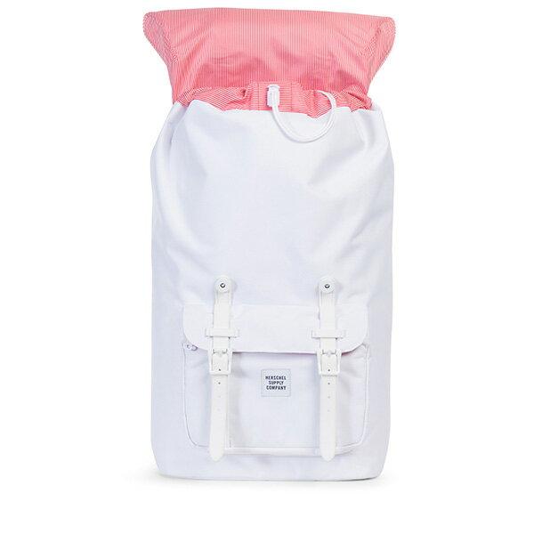 【EST】HERSCHEL LITTLE AMERICA 15吋電腦包 後背包 STUDIO系列 白 [HS-0014-A95] G0414 1