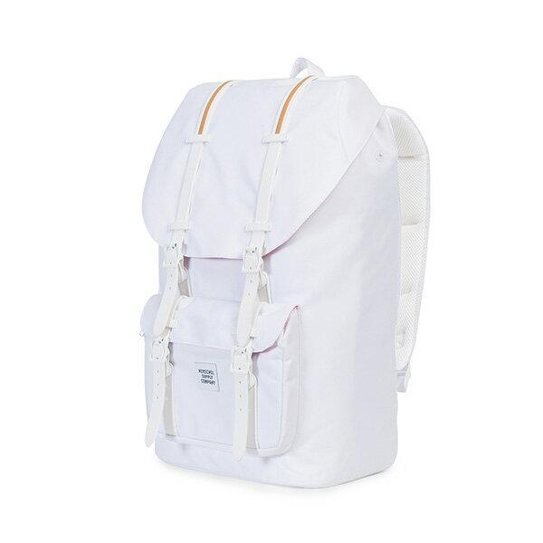 【EST】HERSCHEL LITTLE AMERICA 15吋電腦包 後背包 STUDIO系列 白 [HS-0014-A95] G0414 2
