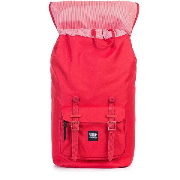 【EST】HERSCHEL LITTLE AMERICA 15吋電腦包 後背包 紅 [HS-0014-900] G0122 1