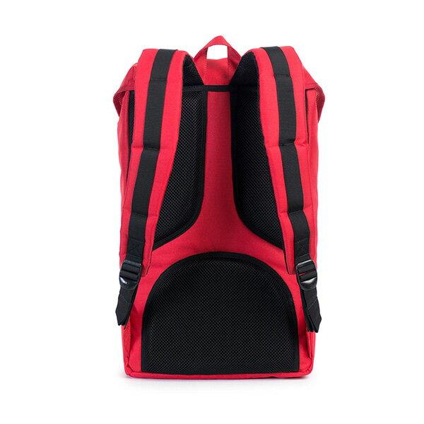 【EST】HERSCHEL LITTLE AMERICA 15吋電腦包 後背包 紅 [HS-0014-900] G0122 3