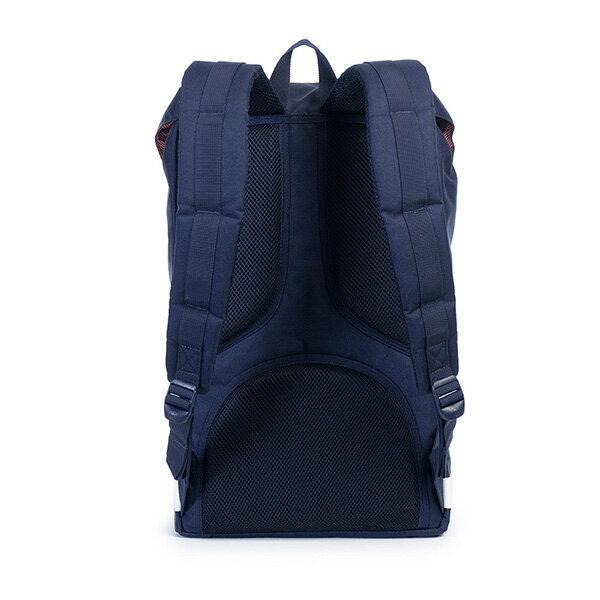 【EST】HERSCHEL LITTLE AMERICA 15吋電腦包 後背包 條紋 藍 [HS-0014-903] G0122 3