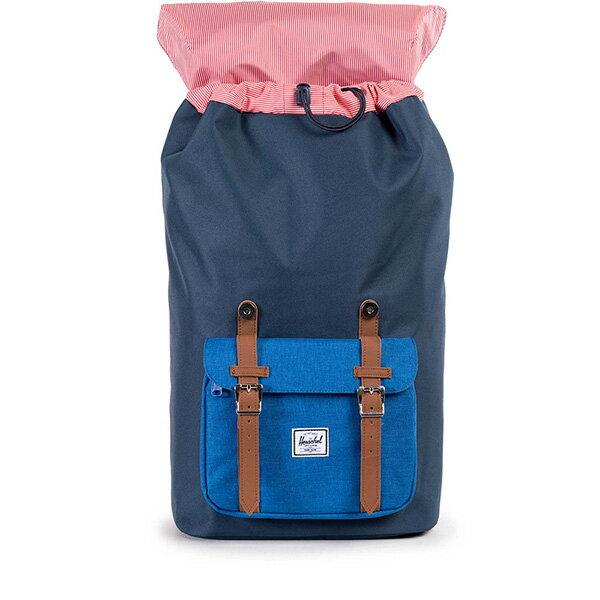 【EST】HERSCHEL LITTLE AMERICA 15吋電腦包 後背包 藍 [HS-0014-913] G0122 1