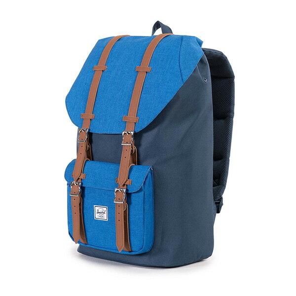 【EST】HERSCHEL LITTLE AMERICA 15吋電腦包 後背包 藍 [HS-0014-913] G0122 2