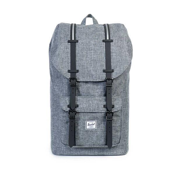 【EST】HERSCHEL LITTLE AMERICA 15吋電腦包 後背包 灰 [HS-0014-919] G0122 0