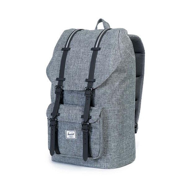 【EST】HERSCHEL LITTLE AMERICA 15吋電腦包 後背包 灰 [HS-0014-919] G0122 2