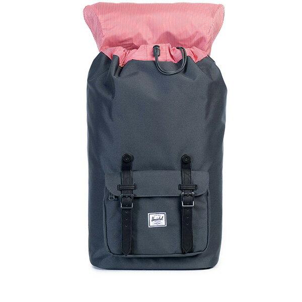 【EST】HERSCHEL LITTLE AMERICA 15吋電腦包 後背包 黑灰 [HS-0014-920] G0122 1