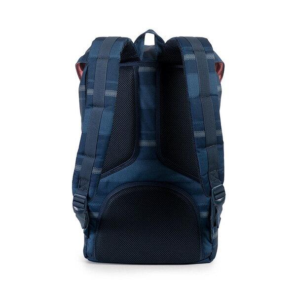 【EST】HERSCHEL LITTLE AMERICA 15吋電腦包 後背包 條紋 藍 [HS-0014-925] G0122 3