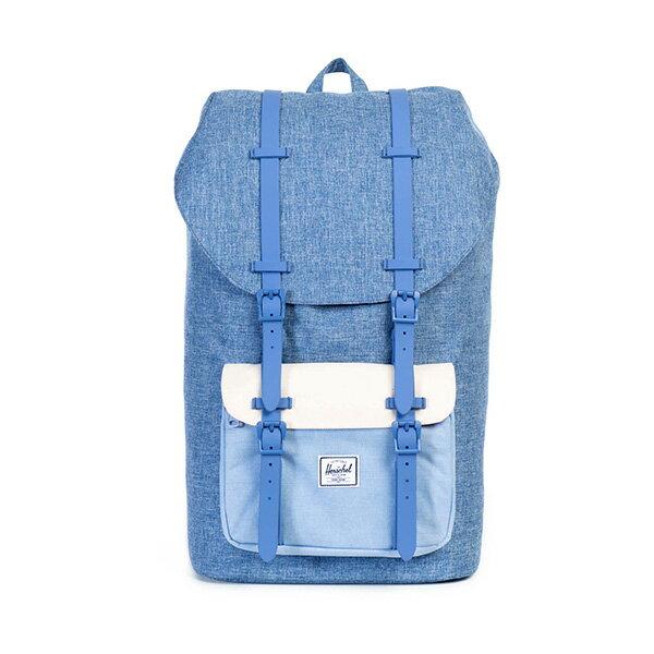 【EST】HERSCHEL LITTLE AMERICA 15吋電腦包 後背包 單寧 藍 [HS-0014-927] G0414 0