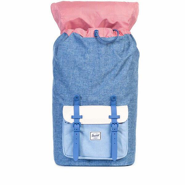 【EST】HERSCHEL LITTLE AMERICA 15吋電腦包 後背包 單寧 藍 [HS-0014-927] G0414 1