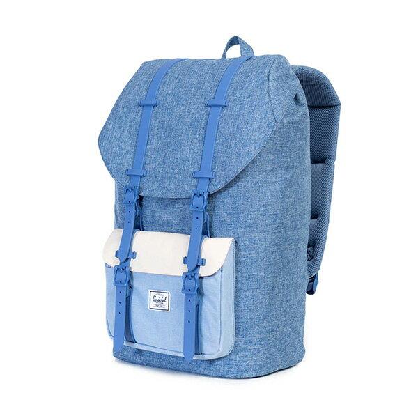 【EST】HERSCHEL LITTLE AMERICA 15吋電腦包 後背包 單寧 藍 [HS-0014-927] G0414 2