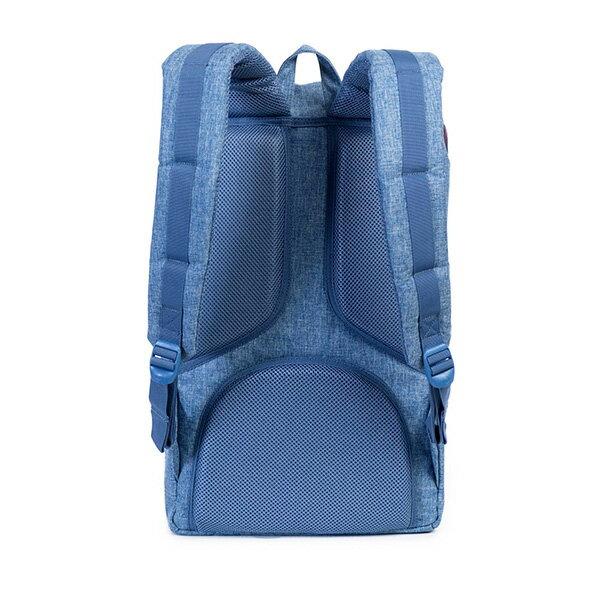 【EST】HERSCHEL LITTLE AMERICA 15吋電腦包 後背包 單寧 藍 [HS-0014-927] G0414 3
