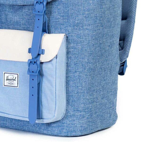 【EST】HERSCHEL LITTLE AMERICA 15吋電腦包 後背包 單寧 藍 [HS-0014-927] G0414 4
