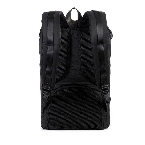 【EST】HERSCHEL LITTLE AMERICA 15吋電腦包 後背包 皮帶 尼龍 黑 [HS-0014-949] G0122 3
