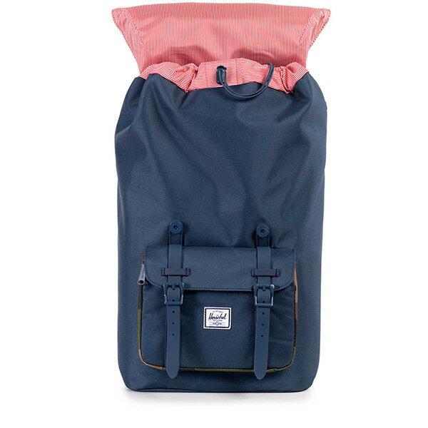 【EST】HERSCHEL LITTLE AMERICA 15吋電腦包 後背包 拼接 迷彩 藍 [HS-0014-965] G0706 1