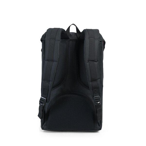 【EST】HERSCHEL LITTLE AMERICA 15吋電腦包 後背包 網布 黑 [HS-0014-B68] G0801 3