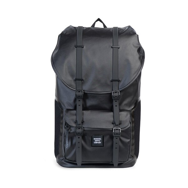 【EST】Herschel Little America 15吋電腦包 後背包 防水 尼龍 網布 黑 [HS-0014-B92] G0801 0