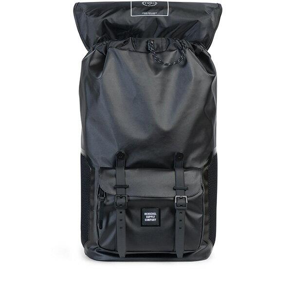 【EST】Herschel Little America 15吋電腦包 後背包 防水 尼龍 網布 黑 [HS-0014-B92] G0801 1