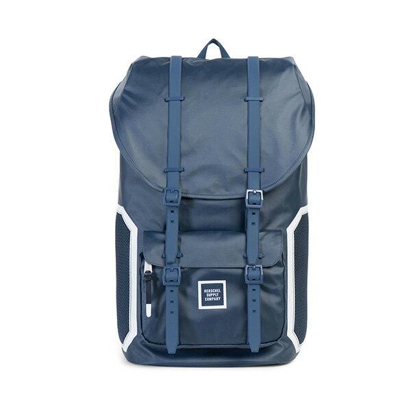 【EST】Herschel Little America 15吋電腦包 後背包 防水 尼龍 網布 藍 [HS-0014-B93] G0801 0