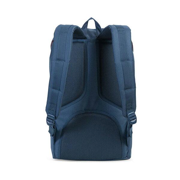 【EST】HERSCHEL LITTLE AMERICA 15吋電腦包 後背包 藍紅 [HS-0014-C20] G0801 3