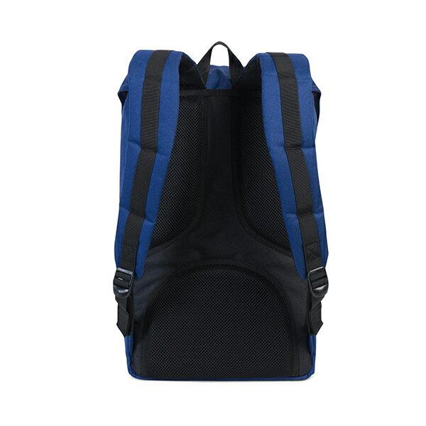 【EST】HERSCHEL LITTLE AMERICA 15吋電腦包 後背包 深藍 膠條 [HS-0014-C33] G1012 3