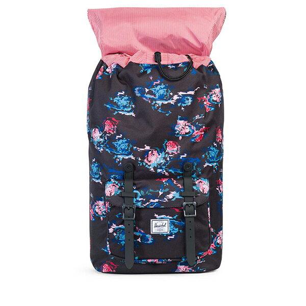 【EST】HERSCHEL LITTLE AMERICA 15吋電腦包 後背包 迷幻印花 [HS-0014-C62] G1012 1