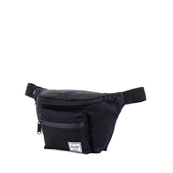 【EST】HERSCHEL SEVENTEEN 斜背包 胸包 掛腰包 黑 [HS-0017-165] G1012 1