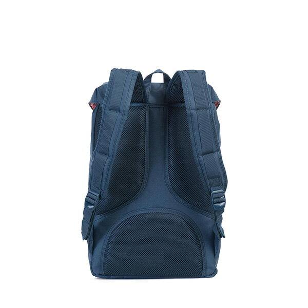【EST】HERSCHEL LITTLE AMERICA MID 中款 13吋電腦包 後背包 拼色 藍 [HS-0020-A58] G0414 3
