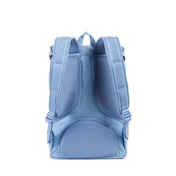 【EST】HERSCHEL LITTLE AMERICA MID 中款 13吋電腦包 後背包 水藍 [HS-0020-931] G0122 3