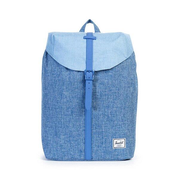 【EST】HERSCHEL POST 13吋電腦包 後背包 丹寧 藍 [HS-0021-927] G0122 0