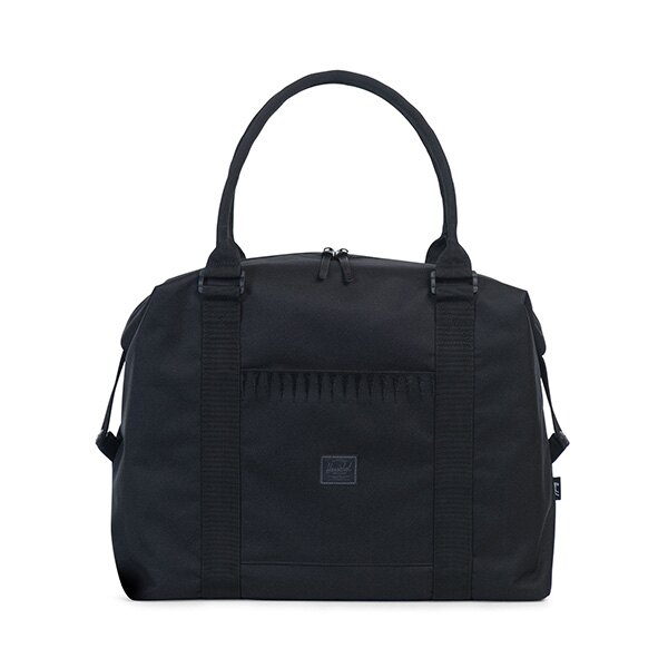 【EST】HERSCHEL STRAND 側背包 肩背包 ROSWELL系列 刺繡 黑 [HS-0022-A43] G0414 0