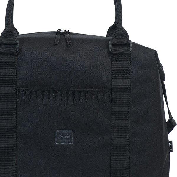 【EST】HERSCHEL STRAND 側背包 肩背包 ROSWELL系列 刺繡 黑 [HS-0022-A43] G0414 4