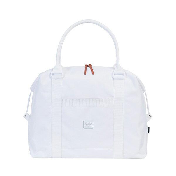 【EST】HERSCHEL STRAND 側背包 肩背包 ROSWELL系列 刺繡 白 [HS-0022-A44] G0414 0