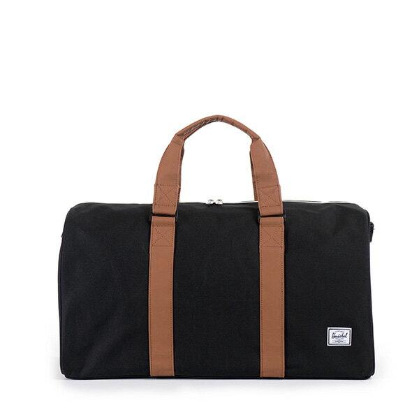 【EST】Herschel Ravine 圓筒 手提袋 旅行包 黑 [HS-0025-001] G0122 0