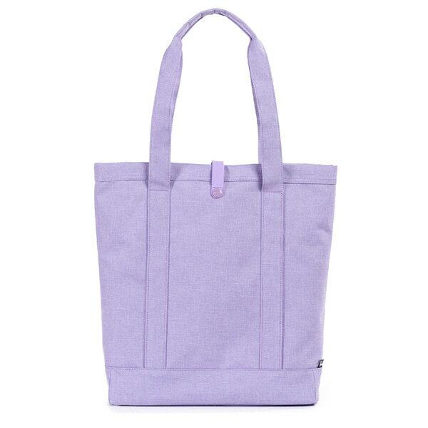 【EST】HERSCHEL MARKET 磁扣帶 托特包 購物袋 側背包 肩背包 亮紫 [HS-0029-707] G0706 2