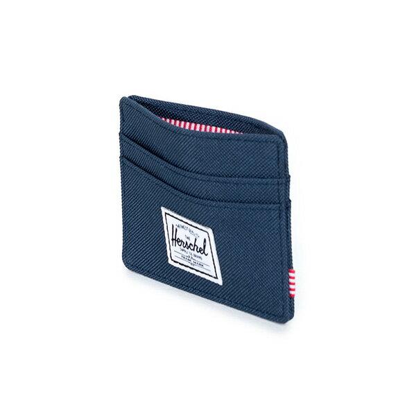 【EST】Herschel Charlie 橫式 卡夾 名片夾 證件套 藍 [HS-0045-007] G0122 3