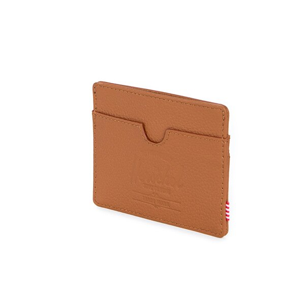 【EST】HERSCHEL CHARLIE 橫式 卡夾 名片夾 證件套 皮革 褐 [HS-0045-034] G0414 2