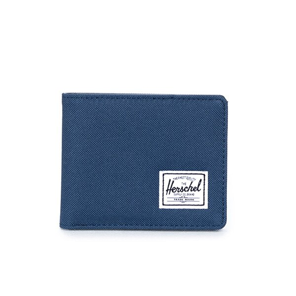 【EST】HERSCHEL HANK WALLET 短夾 皮夾 錢包 藍 [HS-0049-007] G0801 0